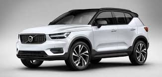 Yeni Volvo Xc40 D4 Awd Inscription Sport